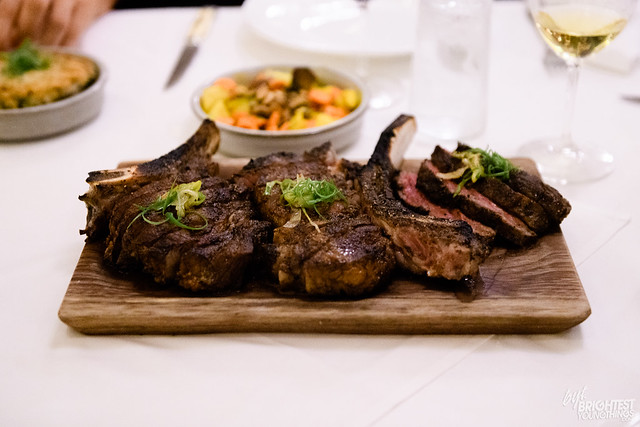 Rare Steakhouse Fall Menu
