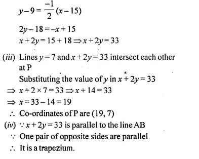 Selina Concise Mathematics Class 10 ICSE Solutions Chapterwise Revision Exercise 63A