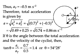 NCERT Solutions for Class 11 Physics Chapter 4 Motion of plane 34