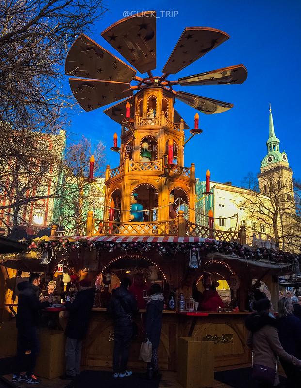 Rindermarkt | Mercadillo de Navidad de Múnich | ClickTrip.ES