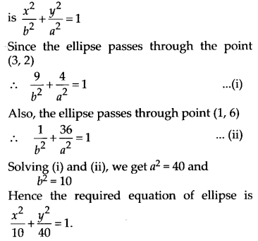 NCERT Solutions for Class 11 Maths Chapter 11 Conic Sections 32