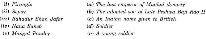 NCERT Solutions for Class 8 history Chapter 5.1