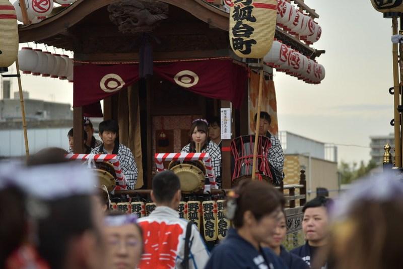 佐倉の秋祭り 15