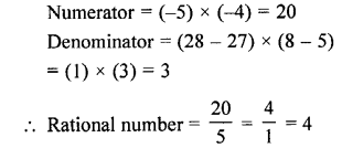 Selina Concise Mathematics class 7 ICSE Solutions - Rational Numbers-a4