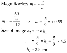 NCERT Solutions for Class 12 Physics Chapter 9 Ray Optics and Optical Instruments 3