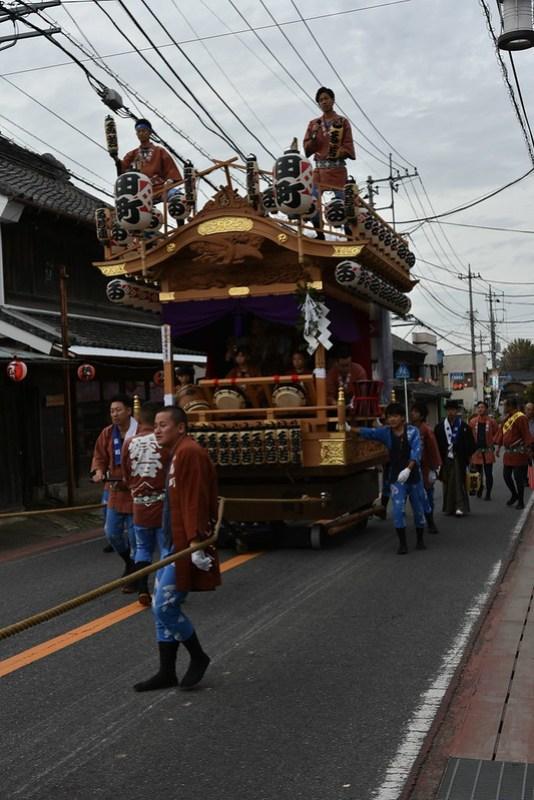 佐倉の秋祭り 05