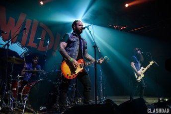 The Wild @ The Ritz in Raleigh NC on October 25th 2018