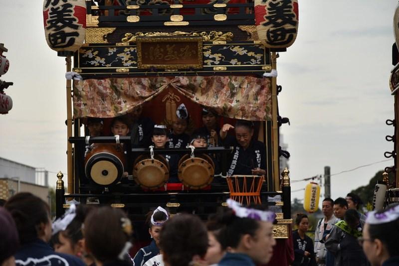 佐倉の秋祭り 11