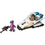 LEGO Overwatch Tracer vs Widowmaker 3