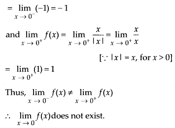 NCERT Solutions for Class 11 Maths Chapter 13 Limits and Derivatives 56