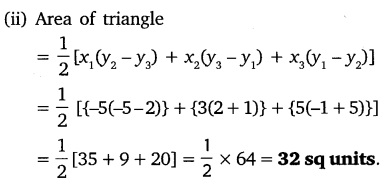 NCERT Solutions for Class 10 Maths Chapter 7 Coordinate Geometry 32