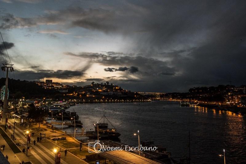 Vistas desde Porto Cruz