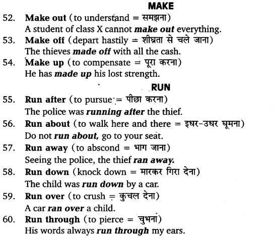 UP Board Solutions for Class 11 English Vocabulary Chapter 9 Idioms and Phrases 44
