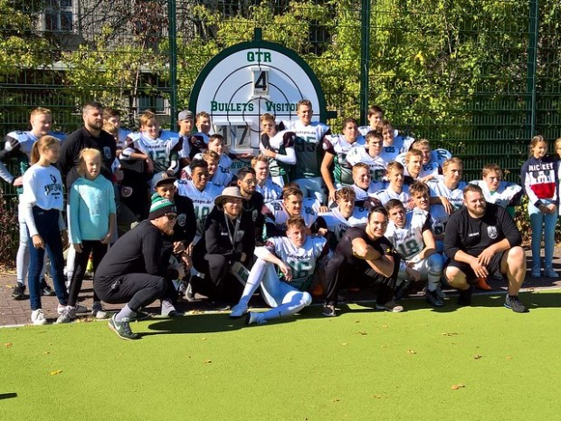 Bullets B-Jugend vs Warriors 30.09.2018