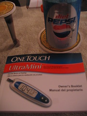 November 6, 2007 - diabetes365 - day 29
