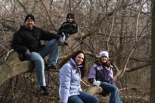 Family Woods-1 12-2-07