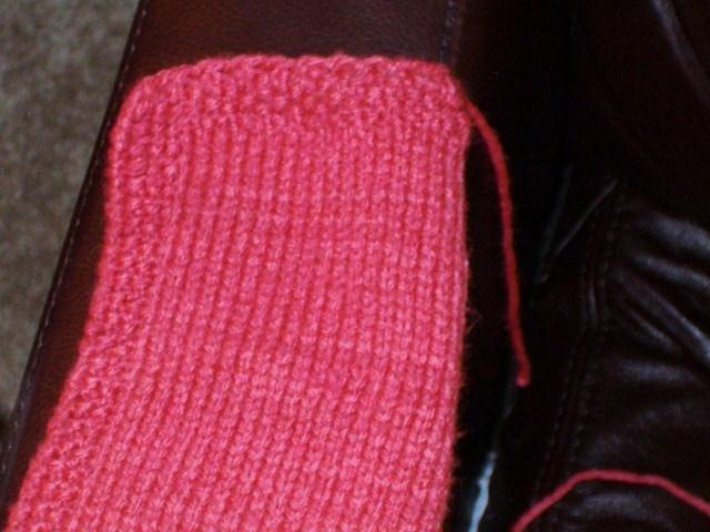Jordan's sweater #7