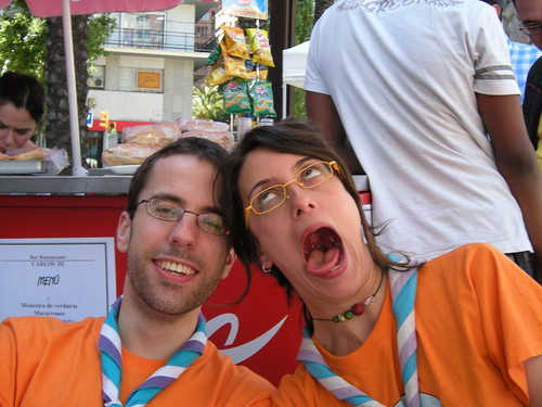 La Mostra 2009: Sílvia i Carlos apunten maneres