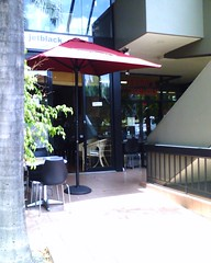 Jetblack coffee lounge, neutral bay