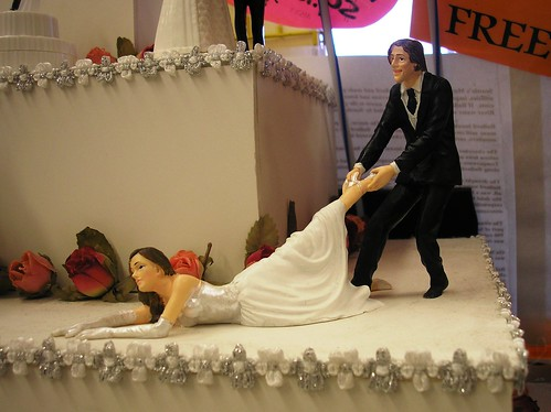 The Reluctant Bride by Archie McPhee Seattle.