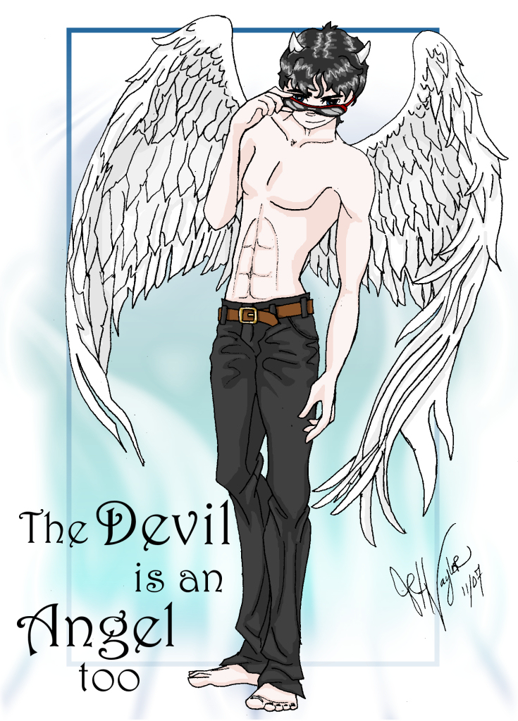 The Devil is an Angel too