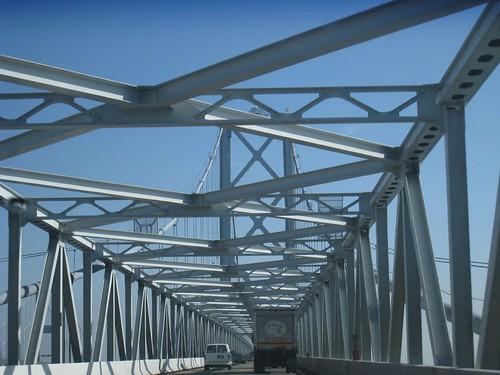 Bay Bridge Structure