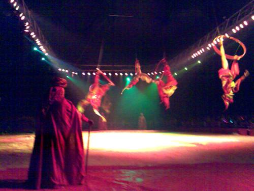 Circo Americano en Las Ventas