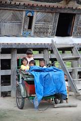 Batak Children by Ben Peters