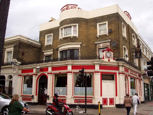 The Lord Nelson (Walworth SE1)