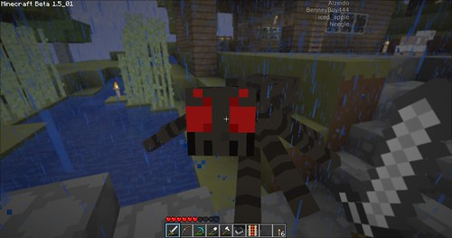 Minecraft - Hello Spider