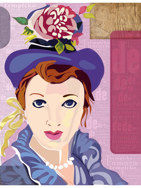 3.6: Tamara de Lempicka