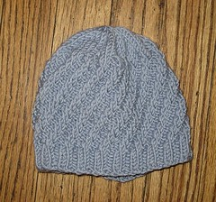 Spiral Rib Hat