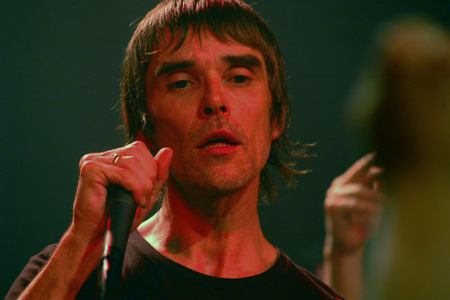 Ian Brown live in Cologne