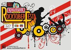 KINGFISHER Rocktoberfest 2007