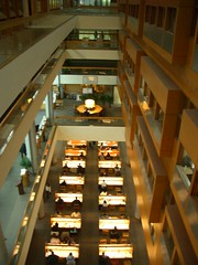Inside national library II