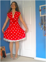 04.09.08 {the polka dot frock | one}