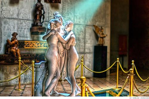 Escultura // Pinacoteca do Instituto Ricardo Brennand