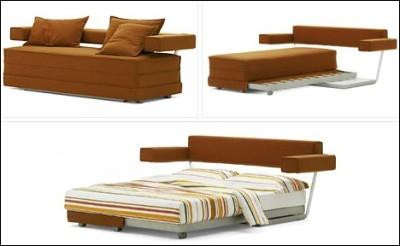 Flou's Book sofa-bed