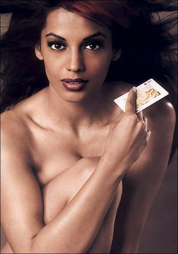 Mugdha Godse plays Strip Poker