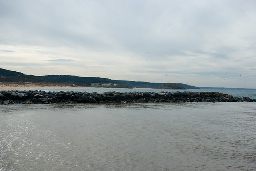 Riva shore, Blacksea, pentax k10d