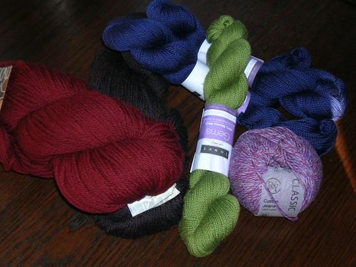 10-27 New Yarn