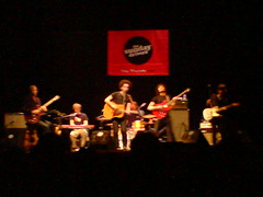 The Sunday Drivers en Concierto