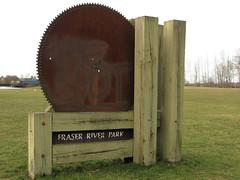 Fraser River Park, 3 Feb 2008