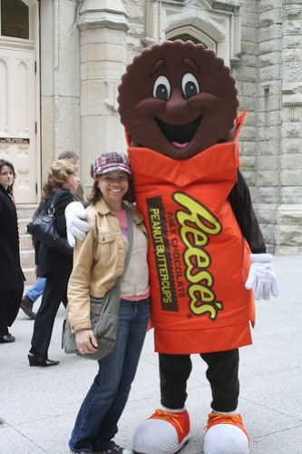 Me & Mr. Reese's Cups