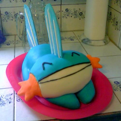 Moar cake!