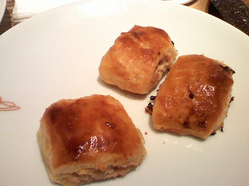 Princi's ham and chesse pastry roll