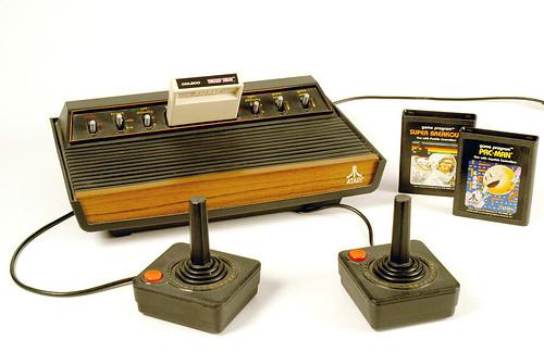 Atari 2600 gaming console