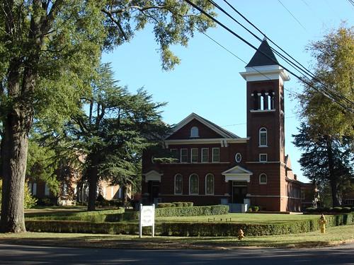 Talladega College, Talladega AL