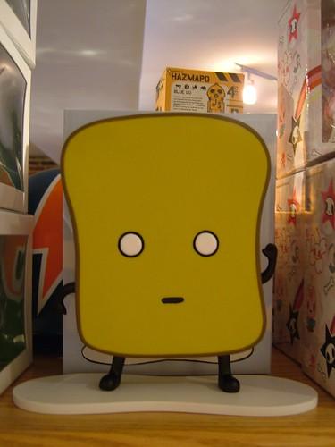 Mr. Toast vinyl