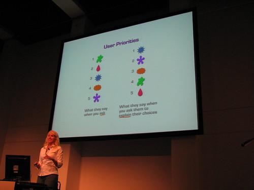 Web 2.0 Expo, Kathy Sierra 18